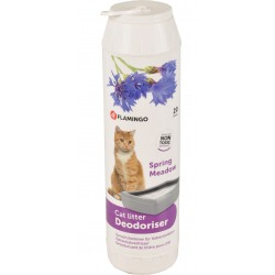 Flamingo FL-560282 Bedding deodorant 750 g. Spring odour litter accessory