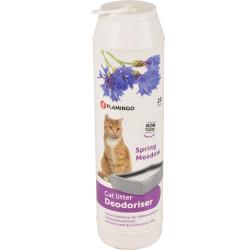 Desodorante de ropa de cama 750 g. Accesorio de olor primaveral Accesorio de cama Flamingo FL-560282