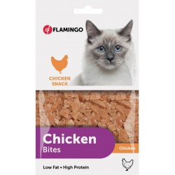 Flamingo friandise snack au poulet pour chat 85 gr FL-502937 Friandise chat