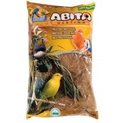 Flamingo Fibre de cocos 400 gr Matière pour nid d'oiseaux. FL-100045 Produit nid oiseaux