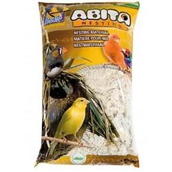 Charpie 50 gr Matière pour nid - oiseaux Produit nid oiseaux Flamingo FL-100040