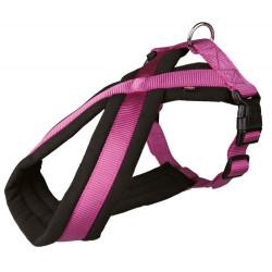 Trixie Harnais T XS 26-38 cm violet et noir pour chien TR-20208 harnais chien