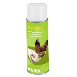 KE-22152 kerbl Spray anti-agression No Fight ¹ élevage porcins et volailles Patio bajo