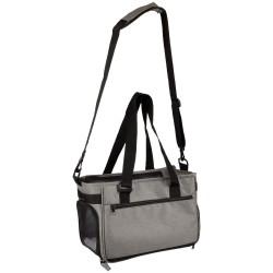 TRANSPORT BAG 40 x 20 x 24 cm ZOFIA for small dog or cat transport bags Flamingo FL-518121