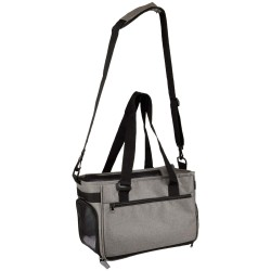 BOLSA DE TRANSPORTE 40 x 20 x 24 cm ZOFIA para pequeñas bolsas de transporte para perros o gatos Flamingo FL-518121