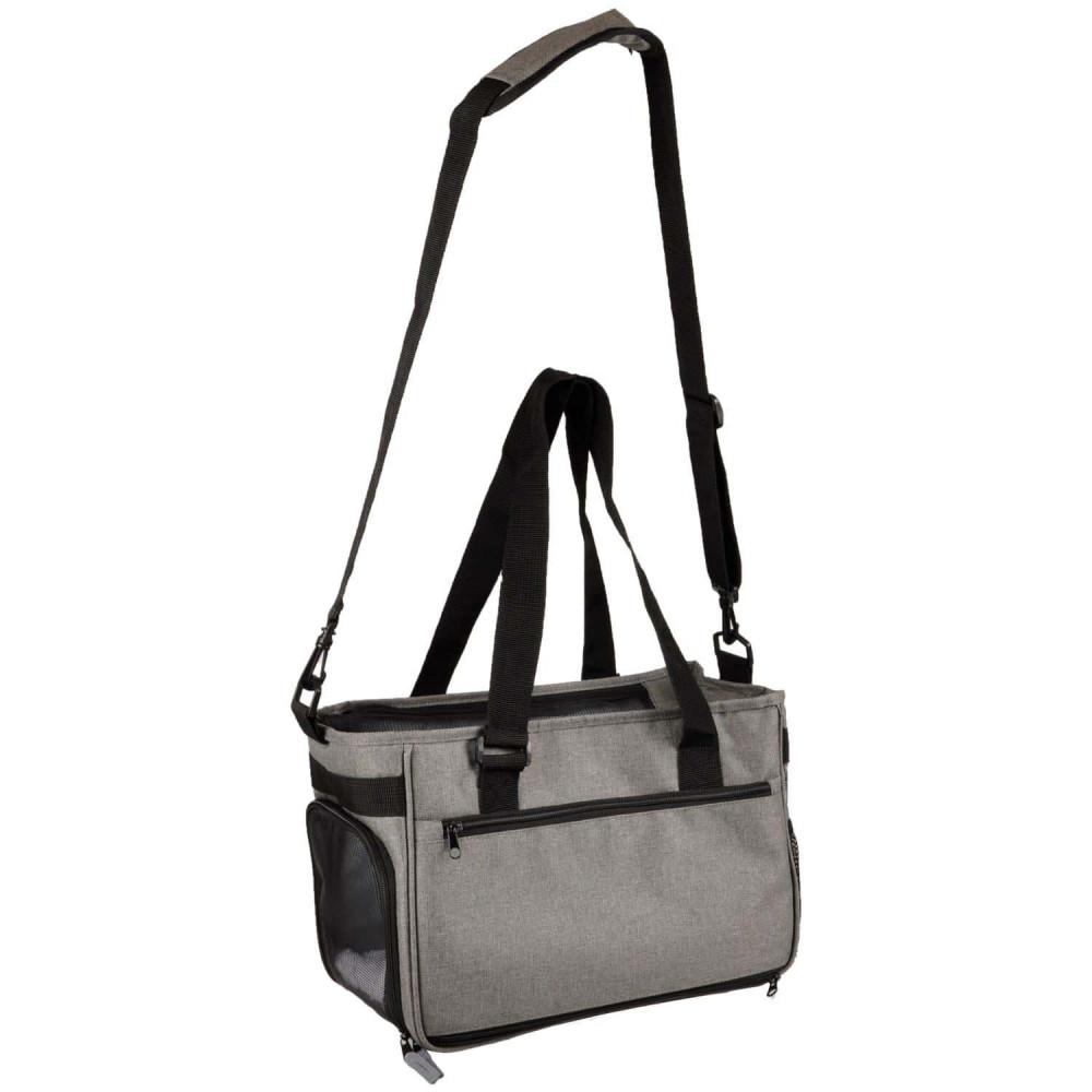 Sac de transport 40 x 20 x 24 cm ZOFIA pour petit chien ou chat sacs de transport Flamingo FL-518121
