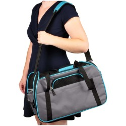 Flamingo Pet Products GISEL carrying bag. 48 x 25 x 33cm. For dogs up to 7 kg. transport bags