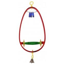 BALANCING PERRUCHE TOY FL-110106 Flamingo Toys FL-110106