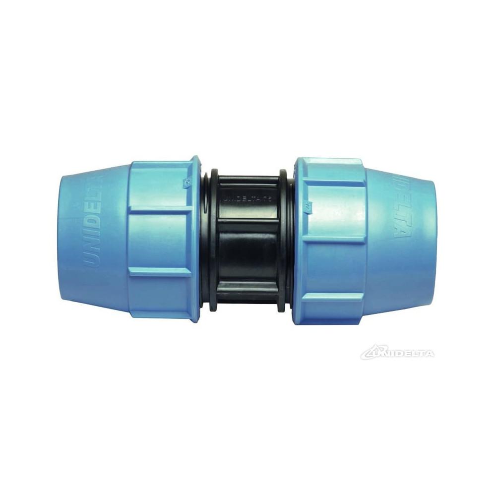 UNIDELTA SO-UMC32 ø 32 mm Repair socket PN16 compression Compression fitting