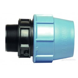 UNIDELTA SO-URF323/4 ø 32 - 3/4 Male thread compression fitting Compression fitting