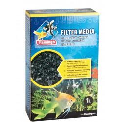 FL-400383 Flamingo Charbon filtrant 450 g aquarium Medios filtrantes, accesorios