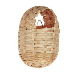 Exotisches Bambus-Nest für...