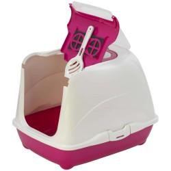 Flamingo FL-560734 Loki Hawaii M 38 x 50 x 37 cm. cat toilet for cats. Toilet house