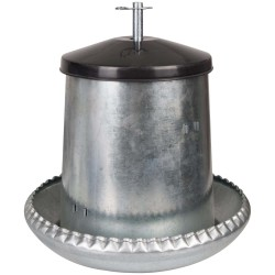 Flamingo FL-300012 Galvanized steel hen silo 5 kg Accessory