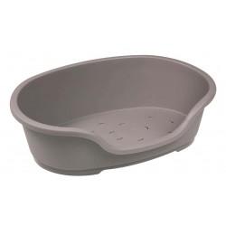 Corbeille Plastique Chien 60 -70 Cm Chocolat Dodo Flamingo FL-50753230