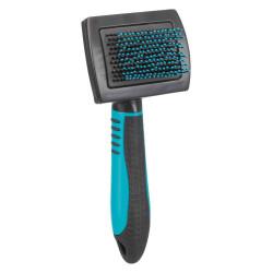 TR-24141 Trixie Cepillo flexible 7 x 16 cm Cuidados e higiene