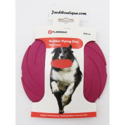 un Frisbee pour chien ø18 cm - couleur aléatoire Jouet Flamingo FL-517806