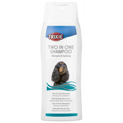Trixie Shampoo 2 in 1 nach Shampoo 250 ml TR-29197-001 Shampoo