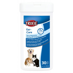 Ear care wipes Care and hygiene Trixie TR-29416