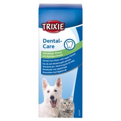 Eau de soin dentaire au...