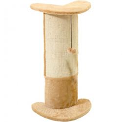 Santo Corner Scratcher 29 x 21 x 71 cm beige Scratchers and scraper Flamingo FL-5334575