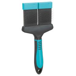 TR-24136 Trixie Cepillo flexible, Cabezal flexible 21 x 10 cm Cuidados e higiene