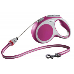 Flexi FL-1032269 Max 20 kg cord 5 m. Flexi Vario pink dog lead dog leash