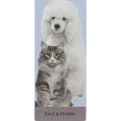 Trixie Face and paw scissors for animals - 9 cm Ciseaux