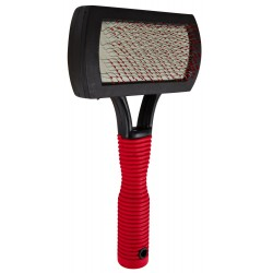 Trixie TR-2301 Soft brush for animals 10 x 17 cm. for dogs. Care and hygiene