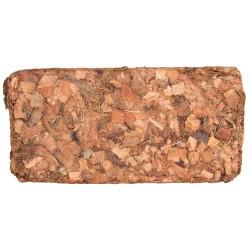 Alimentation pour poissons de bassin 50 % de larges entières déshydratées 50 % de farine de céréales - pot de 36 gramme